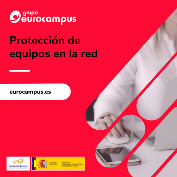 curso de protección de equipos en la red en Tenerife