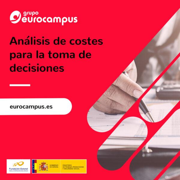 curso online de analisis de costes para la toma de decisiones