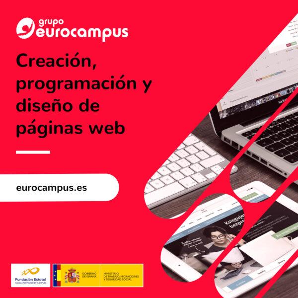 curso online creacion programacion y diseño de paginas web