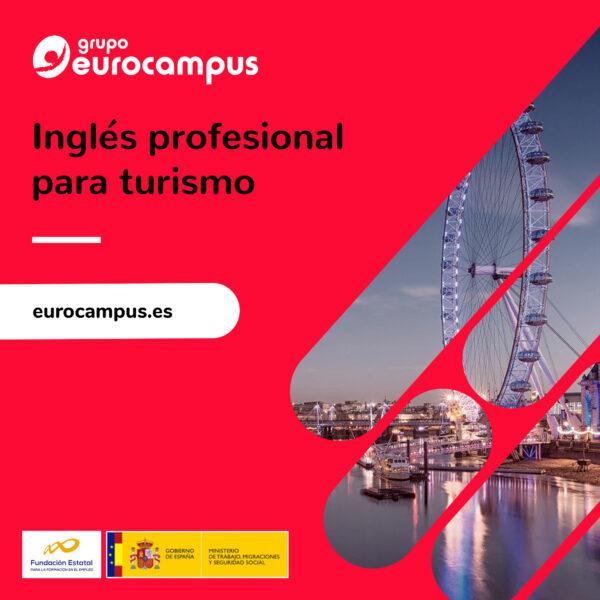 curso de inglés profesional para el turismo