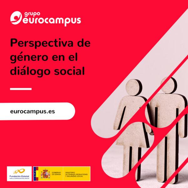 Curso de perspectiva de genero en el dialogo social