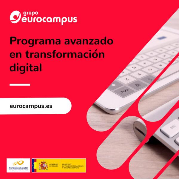 Curso online de transformacion digital - programa formativo avanzado
