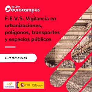curso de vigilancia en urbanizaciones, poligonos, transportes y espacios publicos